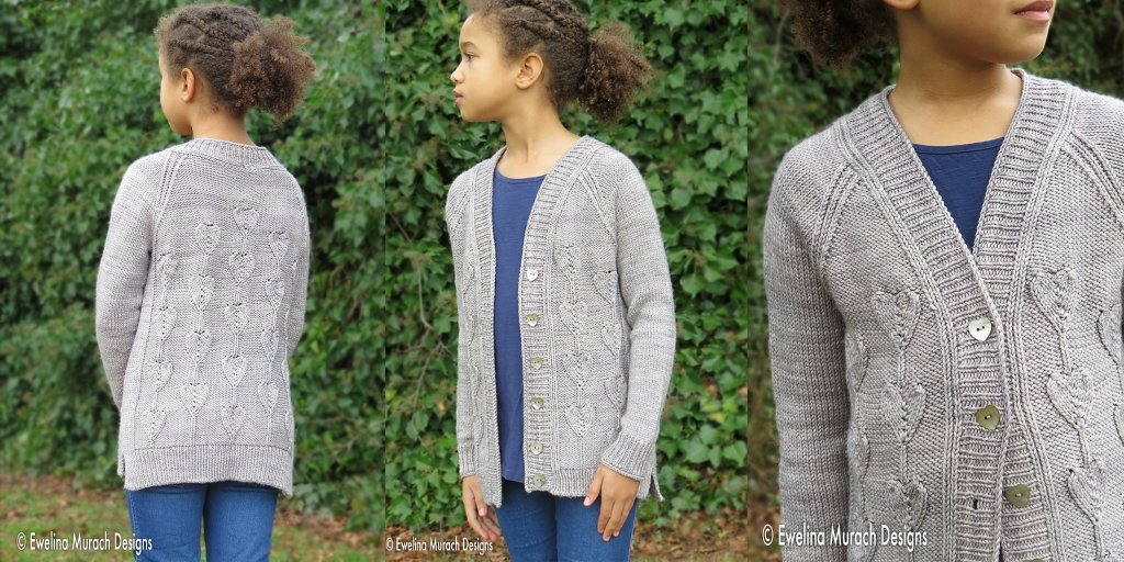вязание для девочек спицами и крючком модели с описанием и схемами