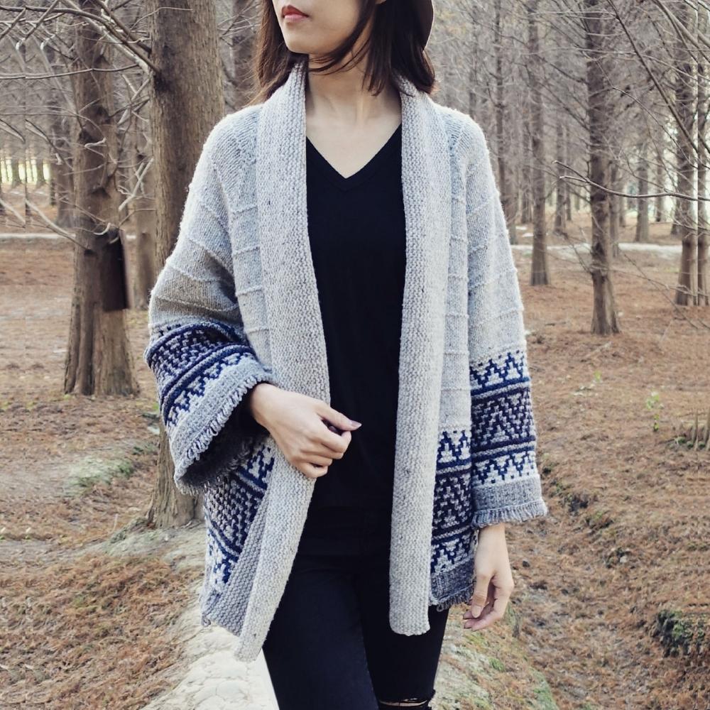 Вязание в стиле бохо-шик Вязание спицами