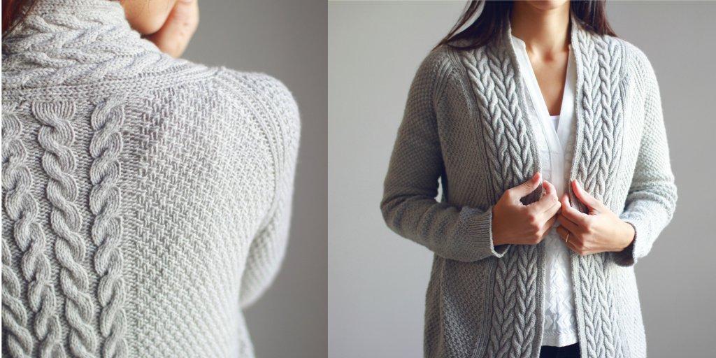 Вязание спицами для женщин модные модели 2015 года с 677