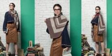 Модный палантин 2016 года Parks Wrap c описанием