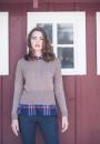 Короткий пуловер Worthington Gansey