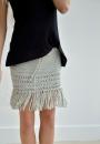 Вязание юбки Reed, Echoes