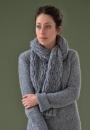 Вязание шарфа Chill, Still