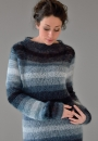 Вязание пуловера Dark, Still