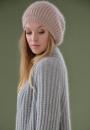 Вязание шапки Mist, Still