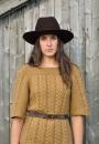 Вязаный пуловер реглан Song с широкими рукавами