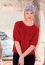 Вязание пуловера Eastbourne