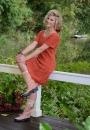 Вязаное платье Coral