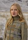 Вязание свитера Ailish, Rowan 56