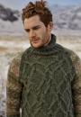 Вязание для мужчин свитера Craggie