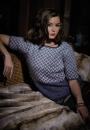 Вязание пуловера Gisela, Rowan 56