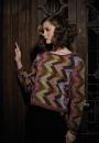 Вязание пуловера Tanja, Rowan 56