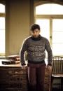 Мужской свитер Lindisfarne