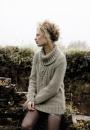 Вяжем для женщин свитер Nippy из толстой пряжи