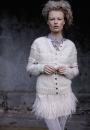 Белый кардиган Snowy