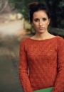 Вязание пуловера Autumn's End, Alana Dakos