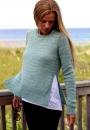 Пуловер с разрезами Dawe
