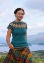 Вязание топа Buchanan, Kate Devies