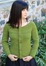 Вязание кардигана Fintry, Kate Devies