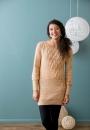 Вязание пуловера Plumage