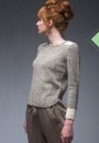 Вязание пуловера Tongshan