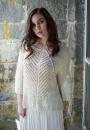 Вязание пуловера Careen, Norah Gaughan