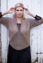 Вязание пуловера Enter, Norah Gaughan