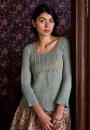 Вязание пуловера Ivyle, Twist Collective