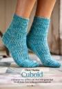Вязаные носки Cuboid, The Knitter 75