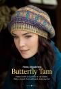 Вязание берета Butterfly, The Knitter 79