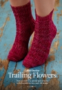 Вязаные носки Trailing Flowers, The Knitter 79