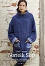 Вязание пуловера Norfolk Slop