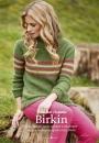 Вязание пуловера Birkin, The Knitter 83