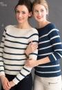 Пуловеры Бретон из Vogue осень 2015