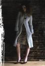 Вязаное пальто CITY COAT