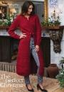 Вязание пальто RETRO COAT