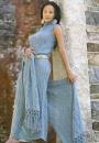 Вязание платья и столы OOH LA LACE