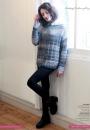 Текстурный свитер от Maisie Smith