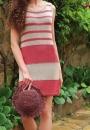 Вязание  летнего платья, Katia 81