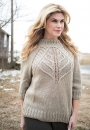 Вязание свитера Sislana, Norah Gaughan,15
