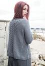 Вязание свитера Ropewalk, Norah Gaughan