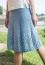 Вязание юбки Togo