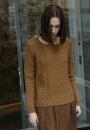 Пуловер спицами Parkview с минимальными швами
