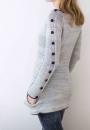 Длинный пуловер Merike