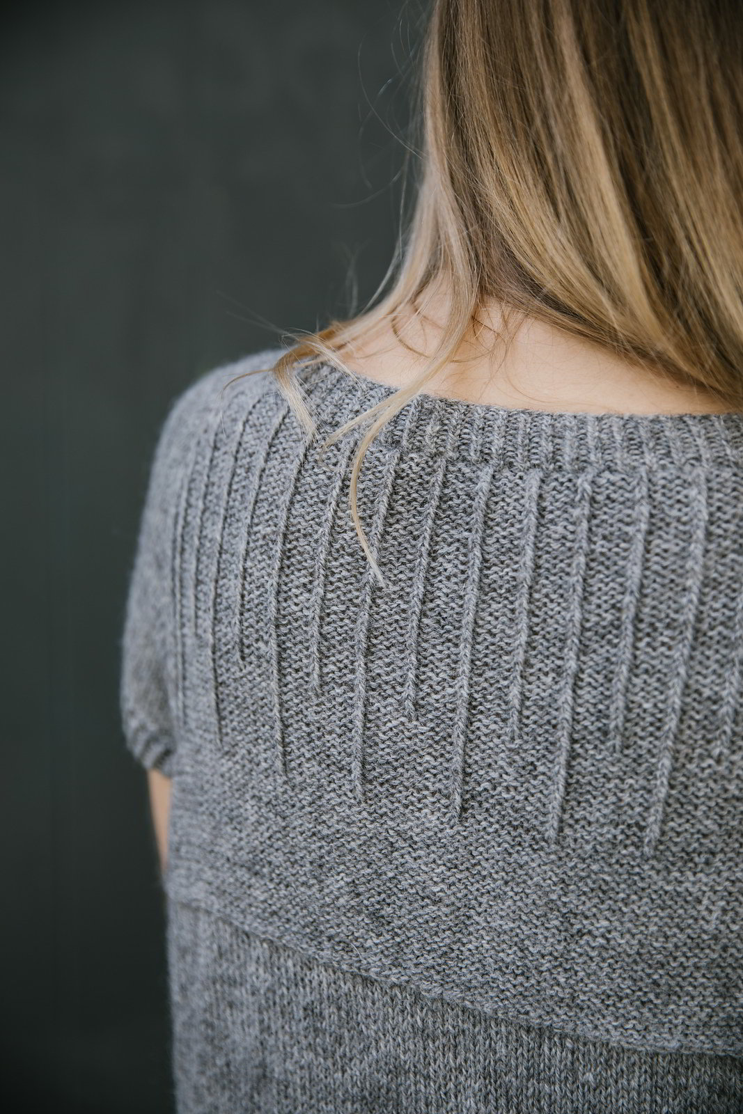 Схема вязаного платья для девочки до 1 года