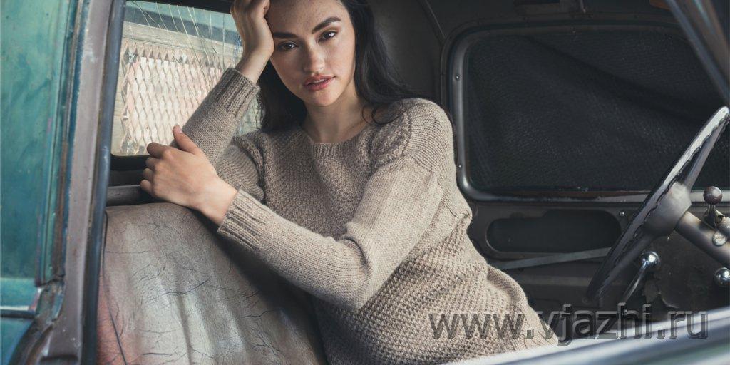 Модные пуловеры для женщин