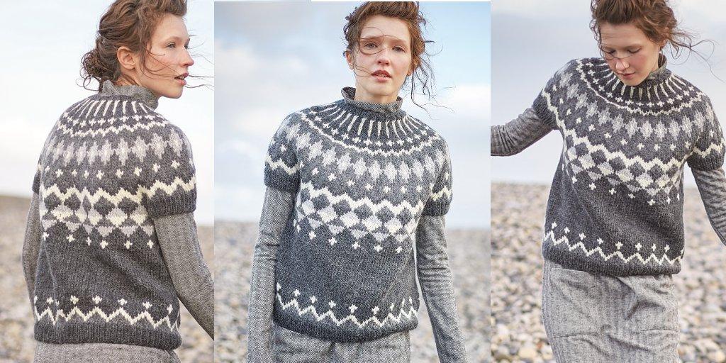 Вяжем свитер женский 2015 2016 со схемами фото 992