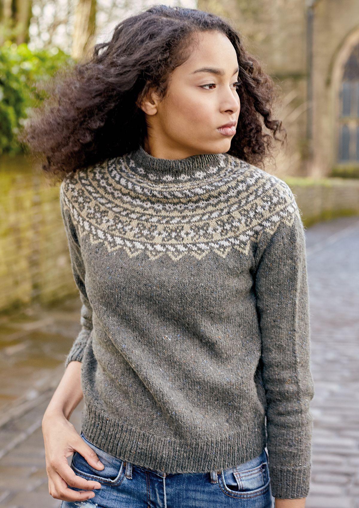 Вязаные свитера спицами женские схемы, описание и видео 18