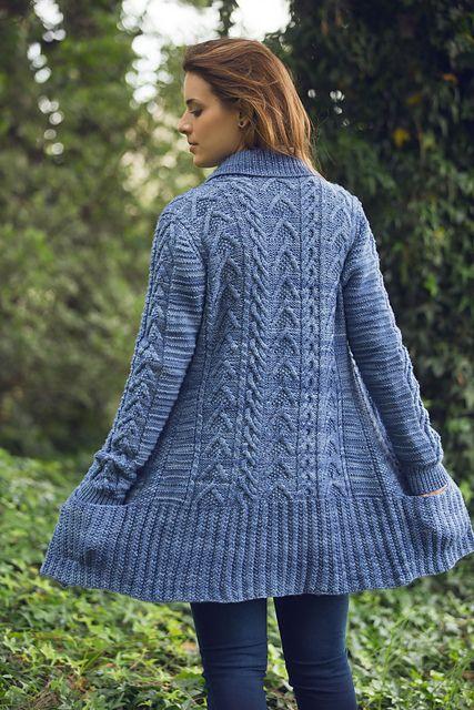 Вязание крючком платья реглан
