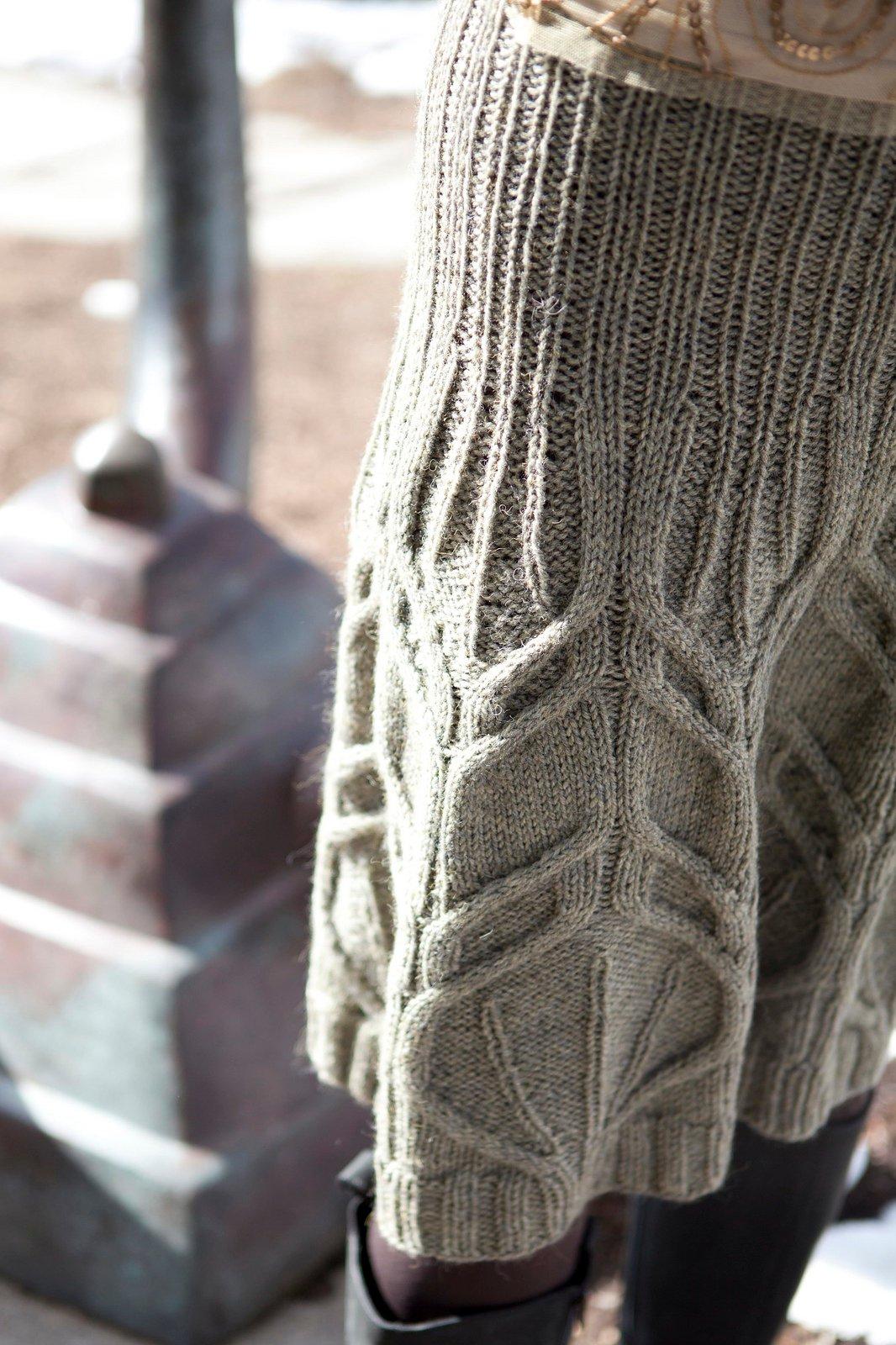 Юбки английской резинкой